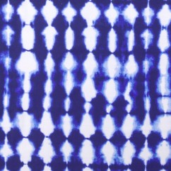 Bathing Suit Print - Abstract - Blue
