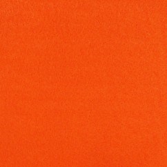 Felt - Medium Weight - Orange