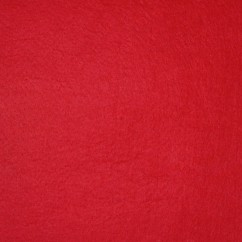 Felt - Medium Weight - Red