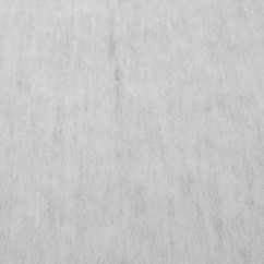 Fusible Interfacing - Heavy Weight - Non Woven - White