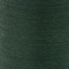 COATS COTTON COVERED BOLD HAND QUILT THREAD  160M/175YD - FOREST GREEN
