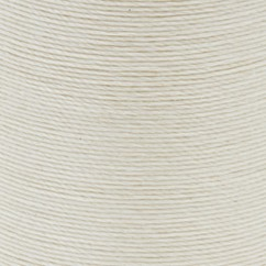 COATS COTTON COVERED BOLD HAND QUILT THREAD  160M/175YD - CREAM