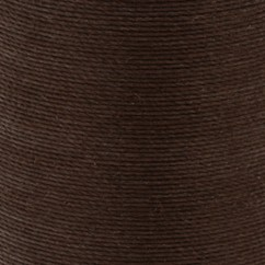 COATS COTTON COVERED BOLD HAND QUILT THREAD  160M/175YD - CHONA BROWN