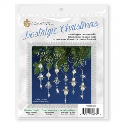 Beaded Ornament Kit - Dangling Angels