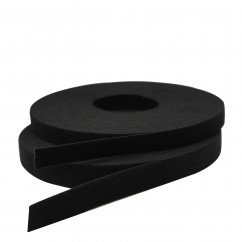 VELCRO® brand Black Double Face