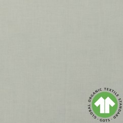 ORGANIC Solid Cotton - Bleached sand