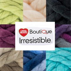 Red Heart - Boutique Irresistible 283g