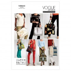 V8823 Bags - Crafts (Size: One size only)